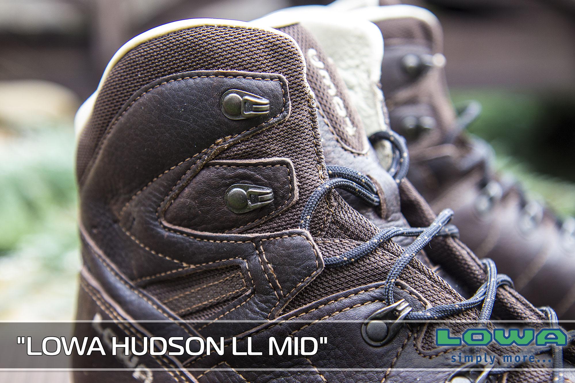 LOWA Hudson LL Mid